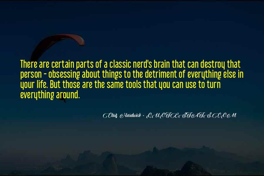 Detriment Quotes #1141344