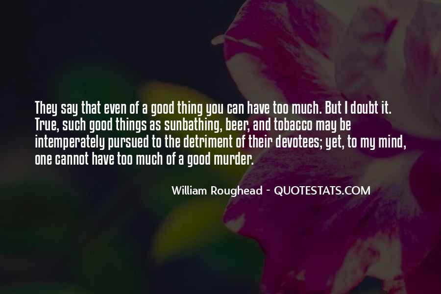 Detriment Quotes #1192341
