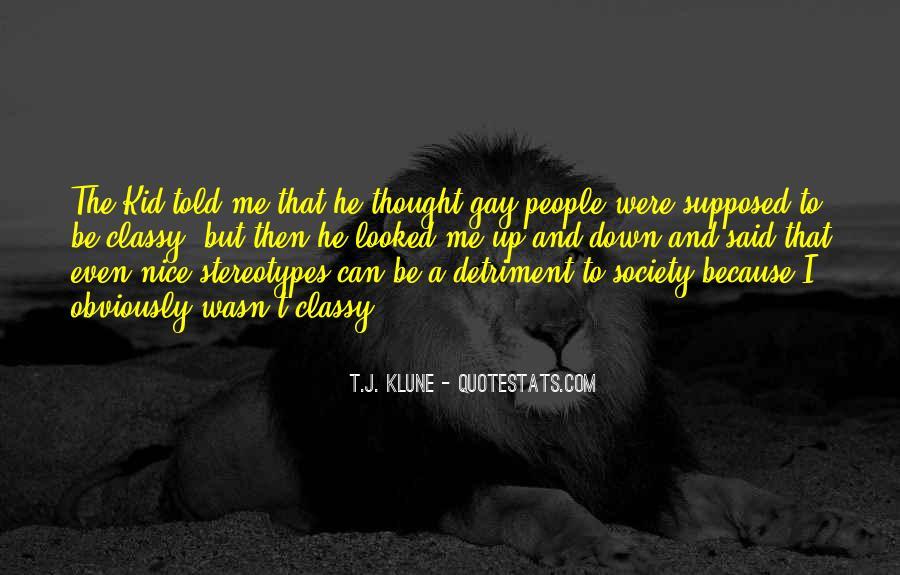 Detriment Quotes #1361176