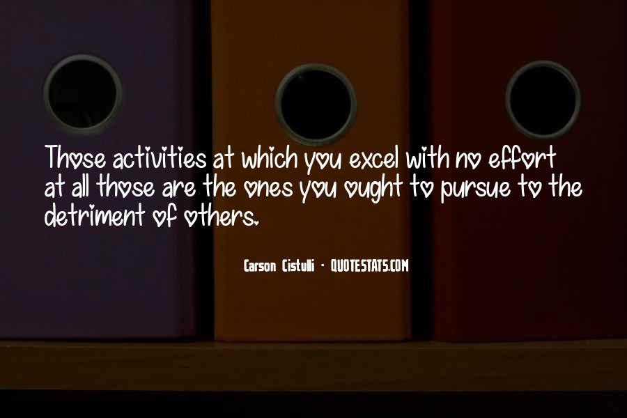 Detriment Quotes #1552693