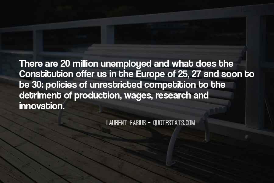Detriment Quotes #1627069