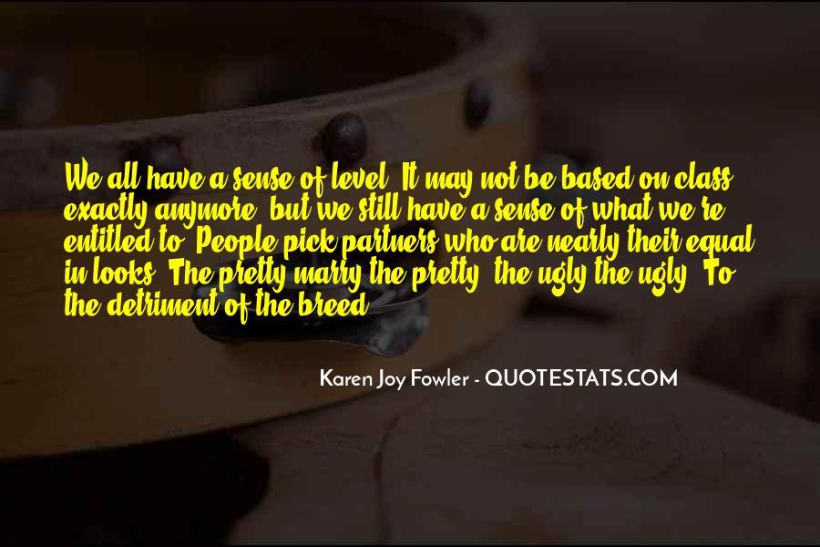 Detriment Quotes #1657954