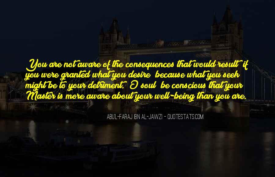 Detriment Quotes #172202