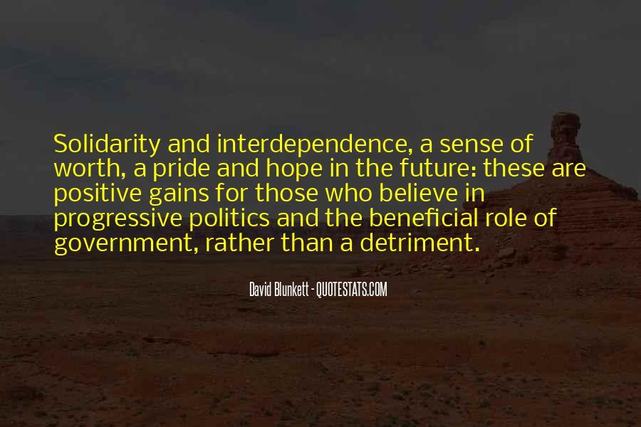 Detriment Quotes #352328