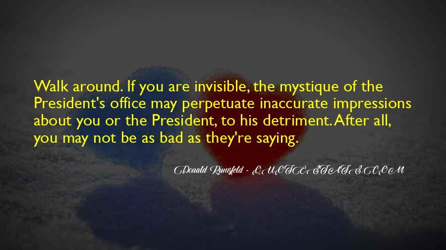Detriment Quotes #475608