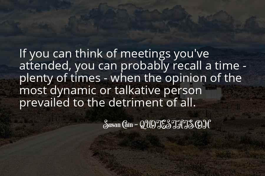 Detriment Quotes #588461