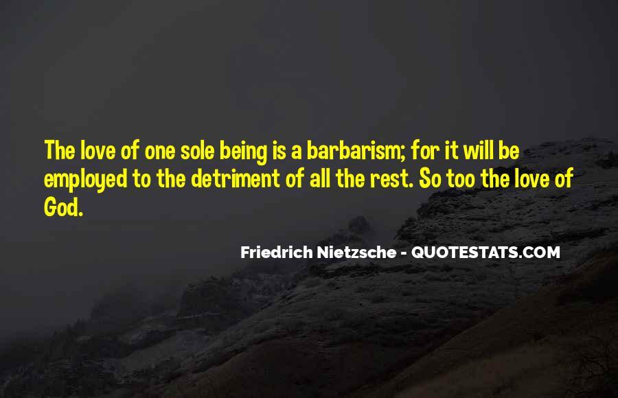 Detriment Quotes #739050