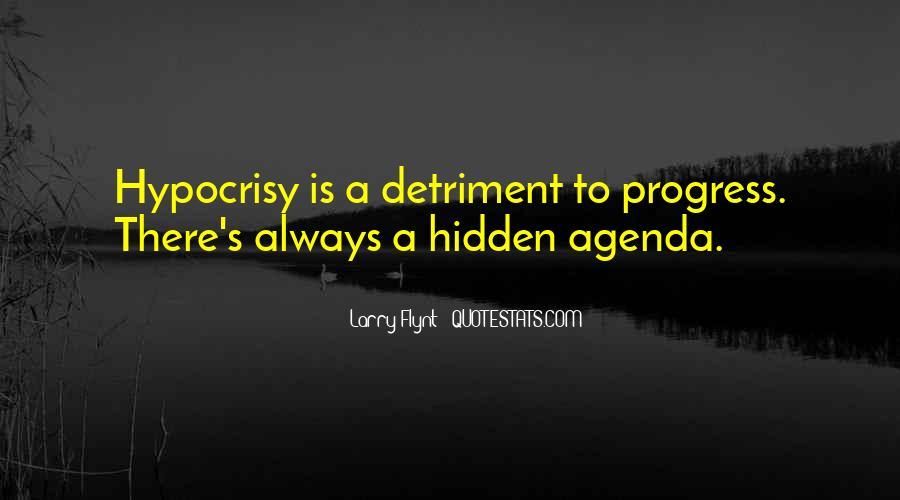 Detriment Quotes #765862