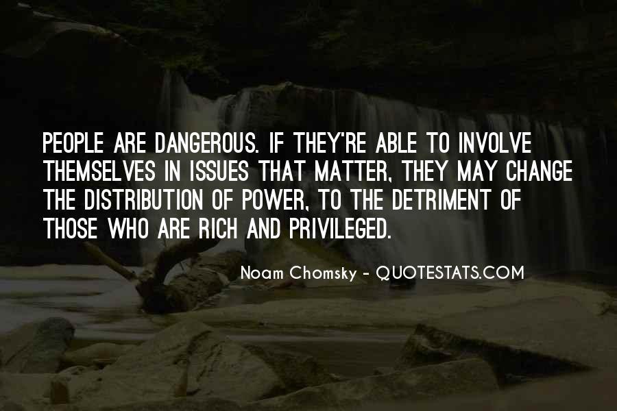 Detriment Quotes #813623