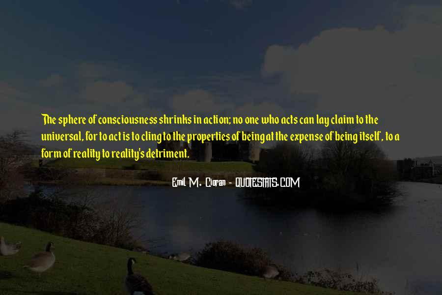 Detriment Quotes #950018