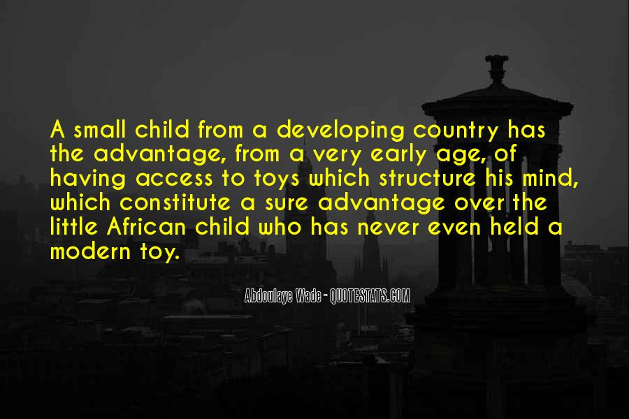Developing The Whole Child Quotes #1056921