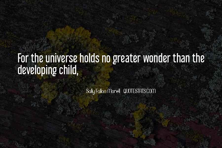Developing The Whole Child Quotes #1282020
