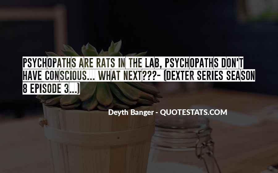 Dexter Season 8 Are We There Yet Quotes #1411163
