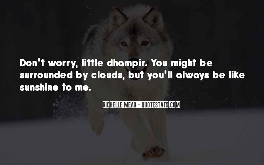 Dhampir Quotes #1666916