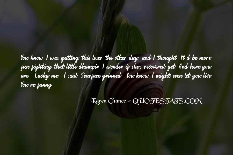 Dhampir Quotes #606692