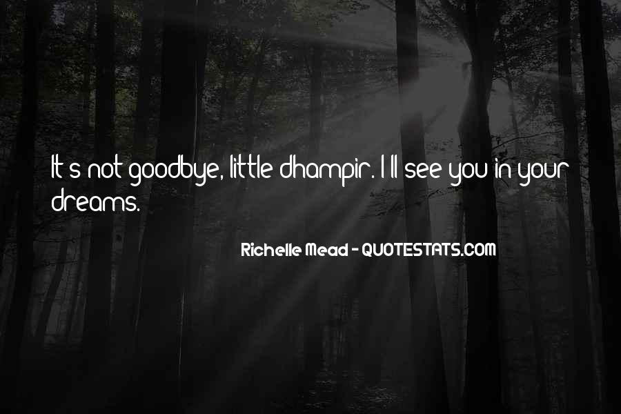 Dhampir Quotes #723082