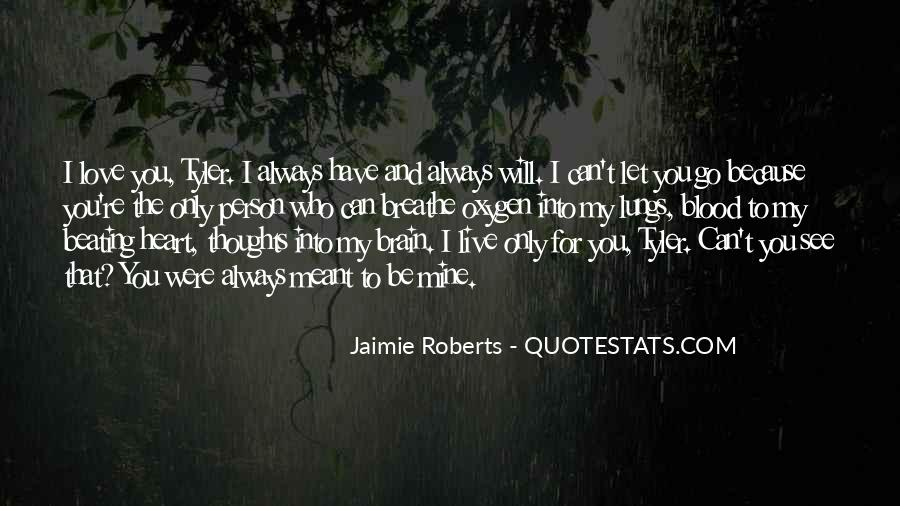 Quotes About Jaimie #1332152