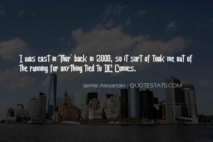 Quotes About Jaimie #473548