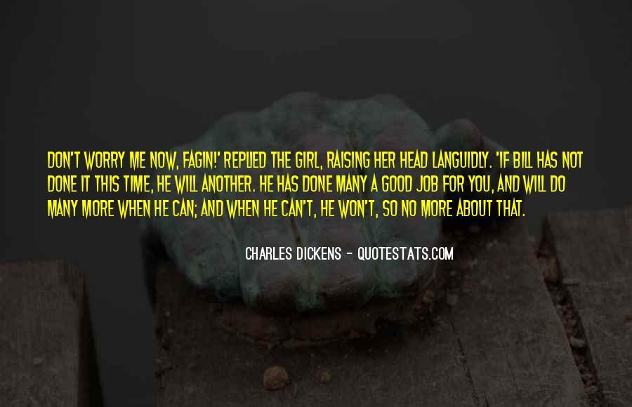 Dickens Fagin Quotes #38497