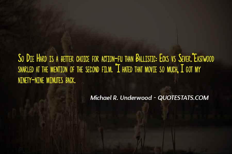 Die Hard 5 Movie Quotes #1396684