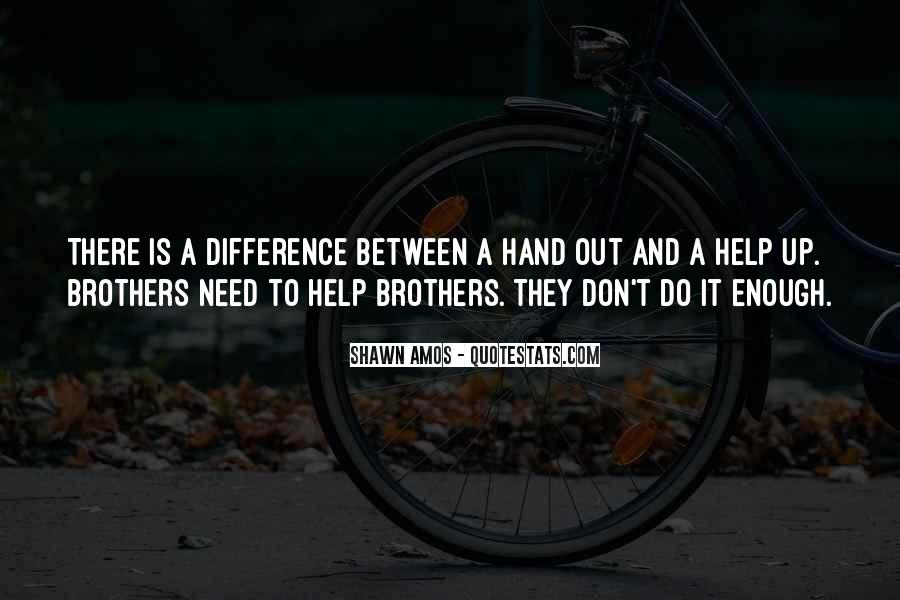 Difference Between Need And Want Quotes #1032234