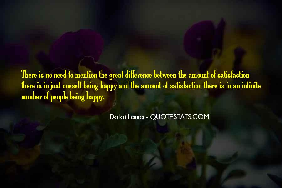 Difference Between Need And Want Quotes #1071651