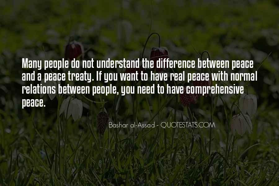 Difference Between Need And Want Quotes #1667242
