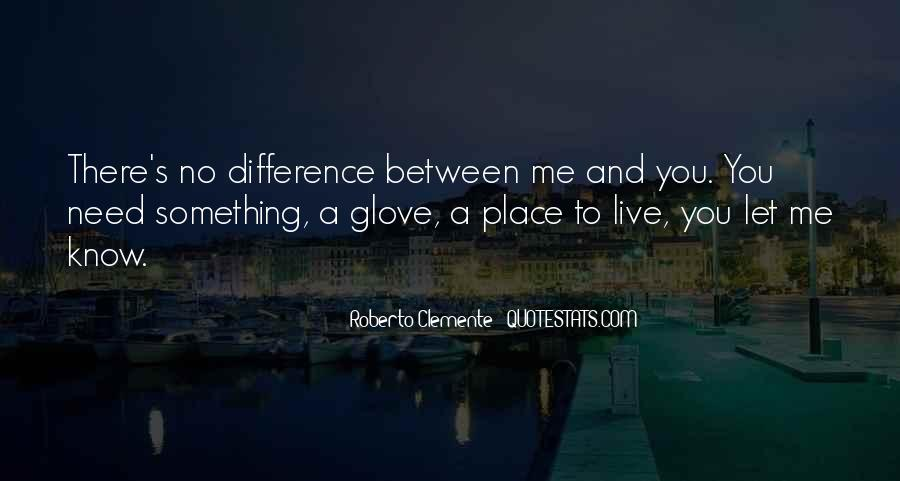 Difference Between Need And Want Quotes #744428