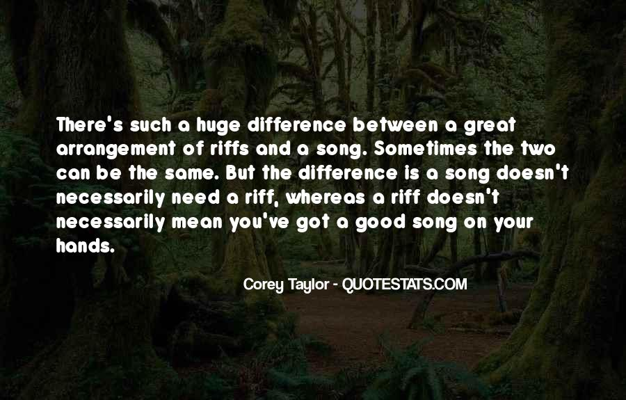 Difference Between Need And Want Quotes #843536