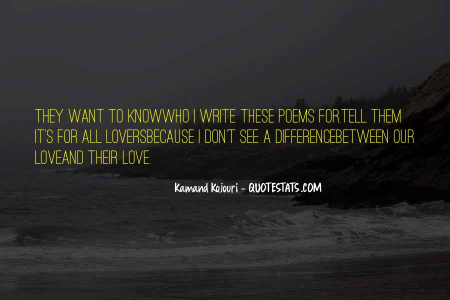 Difference Between Need And Want Quotes #97475