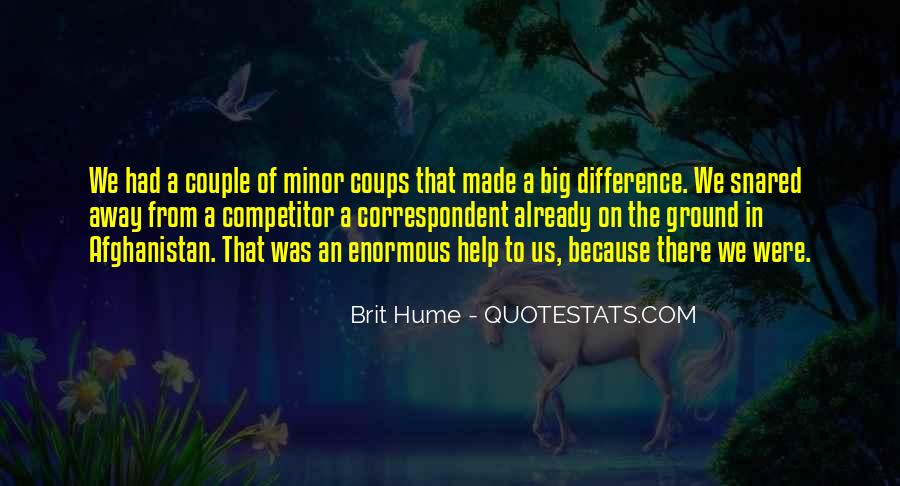 Difference In Couple Quotes #652438