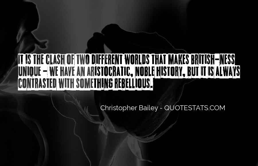 Different But Unique Quotes #250888