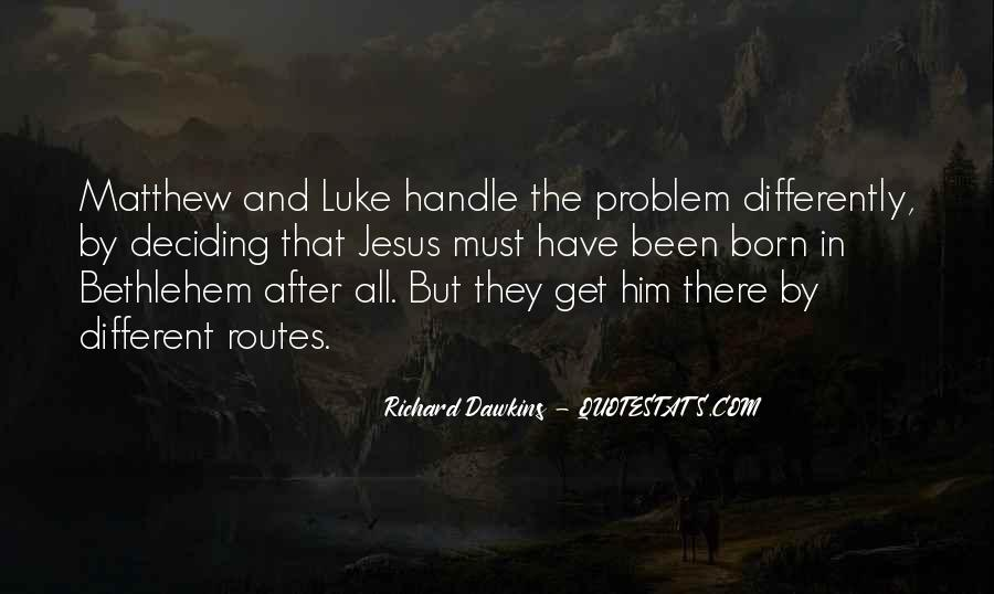 Different Routes Quotes #968411
