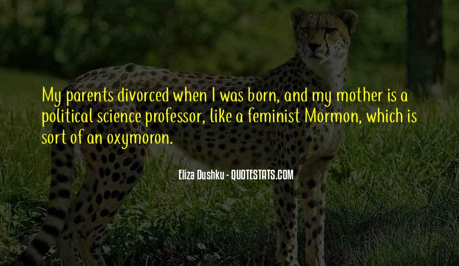 Difficult Mother And Daughter Quotes #1441305