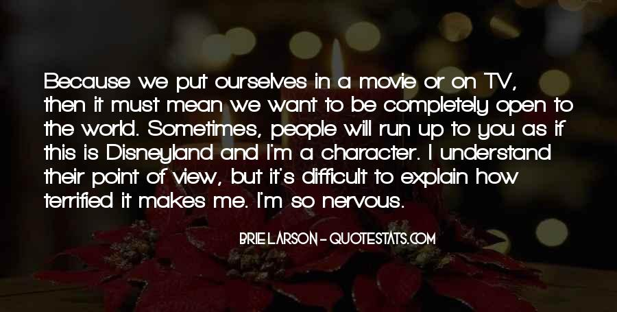 Difficult To Understand Me Quotes #1117707