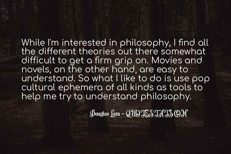 Difficult To Understand Me Quotes #830071