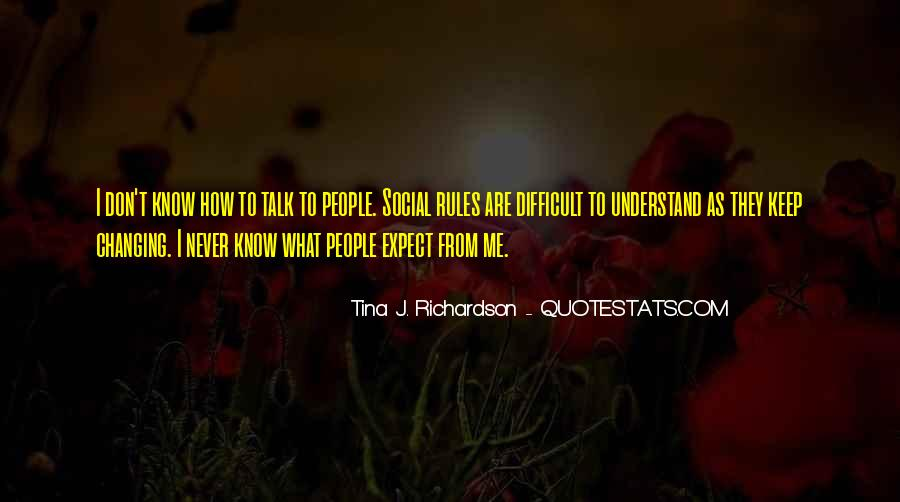 Difficult To Understand Me Quotes #841804