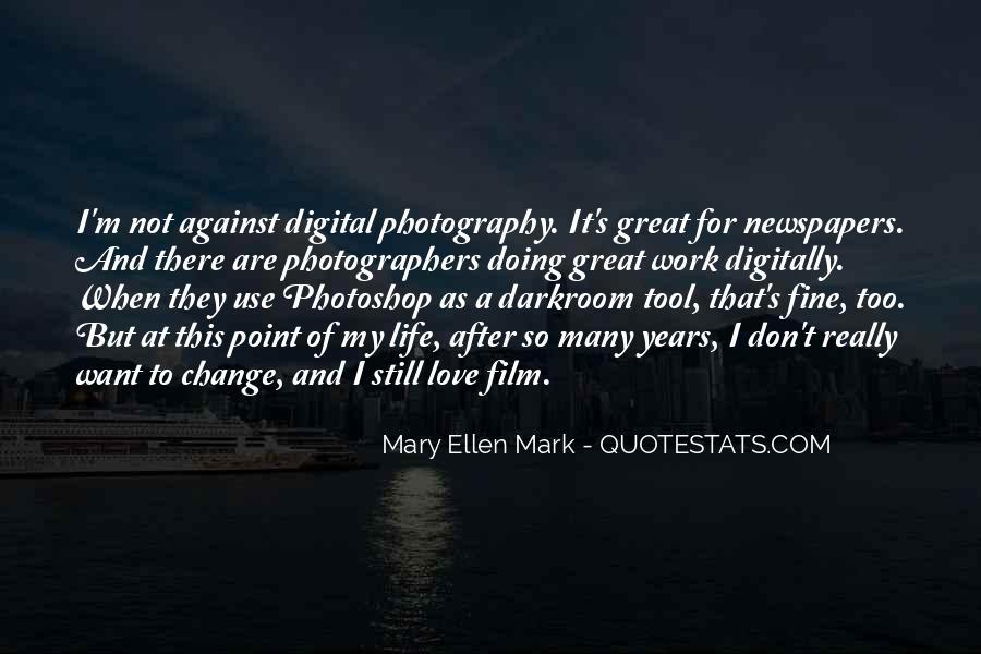 Digital Darkroom Quotes #1352998