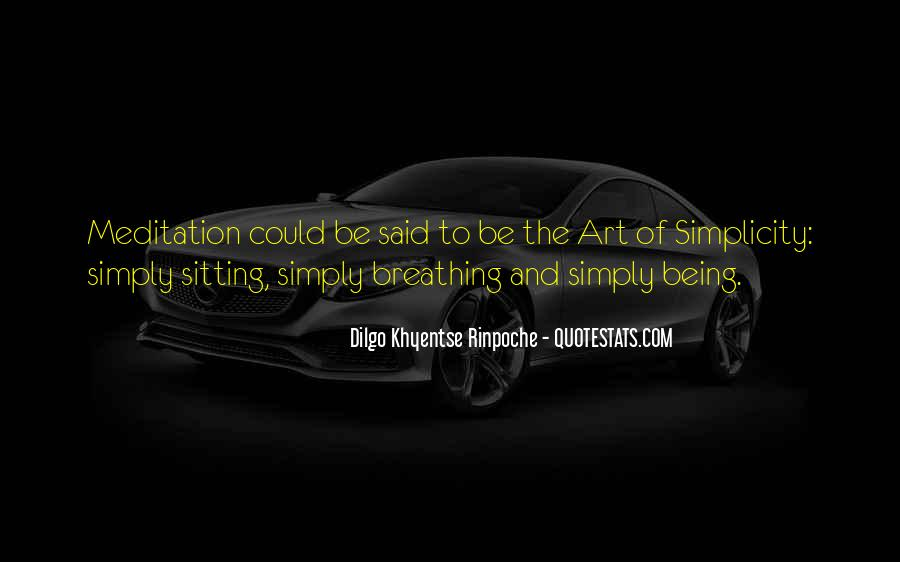 Dilgo Rinpoche Quotes #1192913