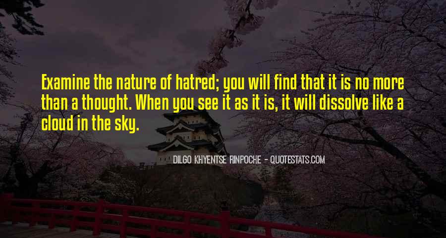 Dilgo Rinpoche Quotes #1193583