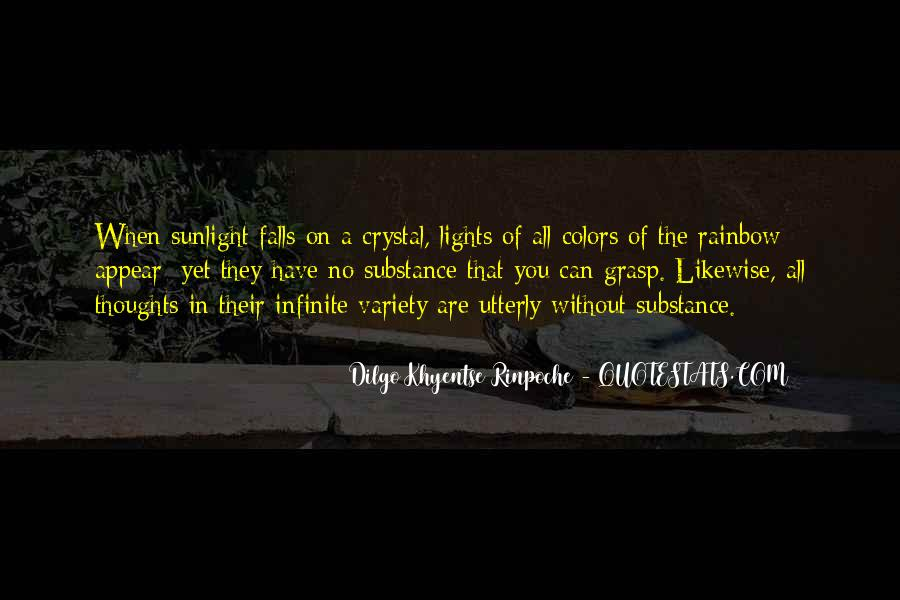Dilgo Rinpoche Quotes #1254205