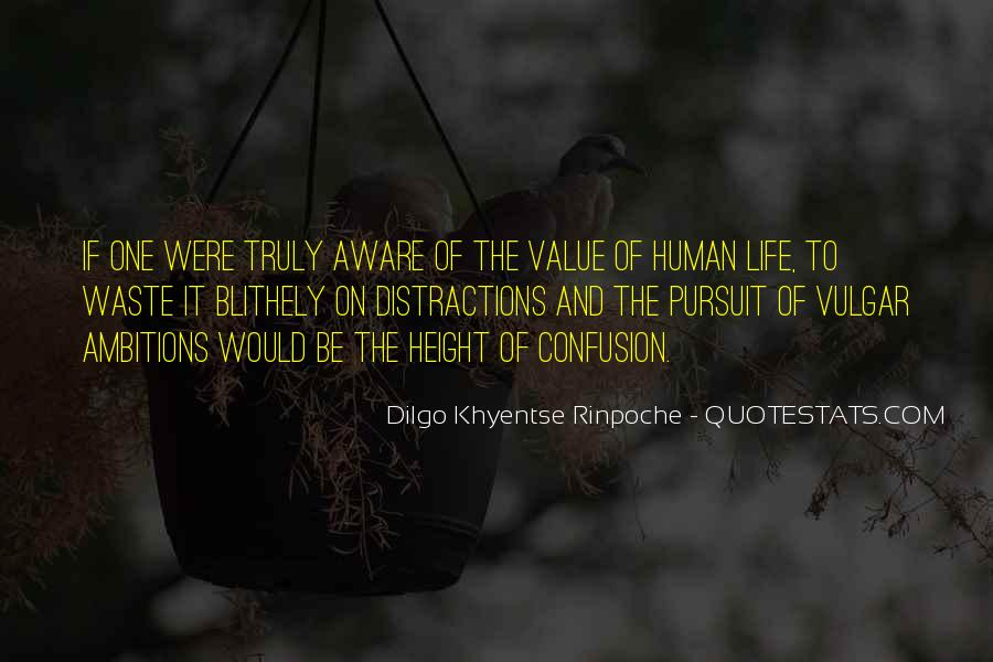 Dilgo Rinpoche Quotes #1380169