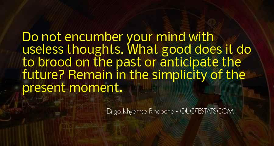 Dilgo Rinpoche Quotes #1814543
