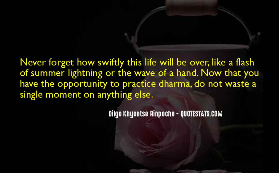 Dilgo Rinpoche Quotes #199133