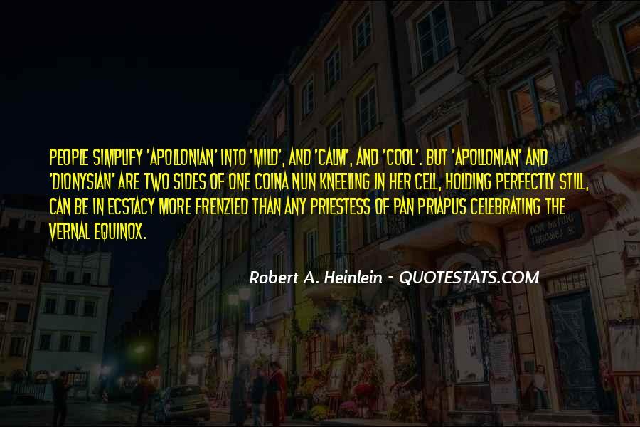 Dionysian Quotes #1366075