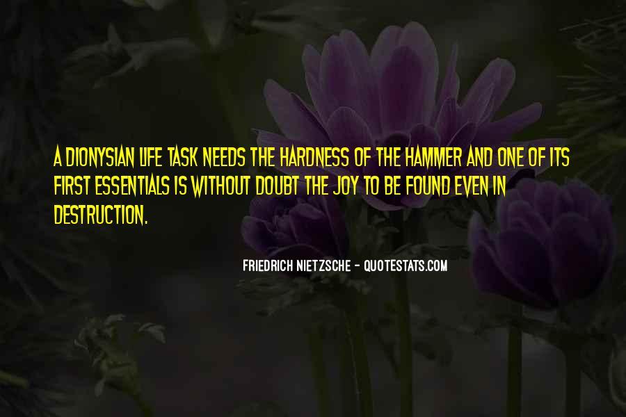 Dionysian Quotes #1793025