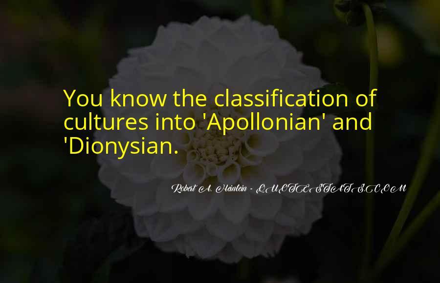 Dionysian Quotes #184267