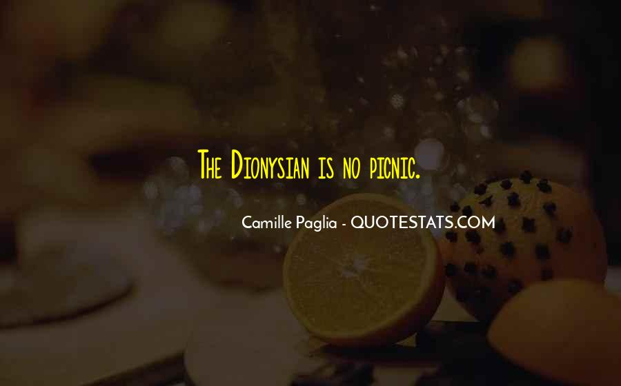 Dionysian Quotes #39519