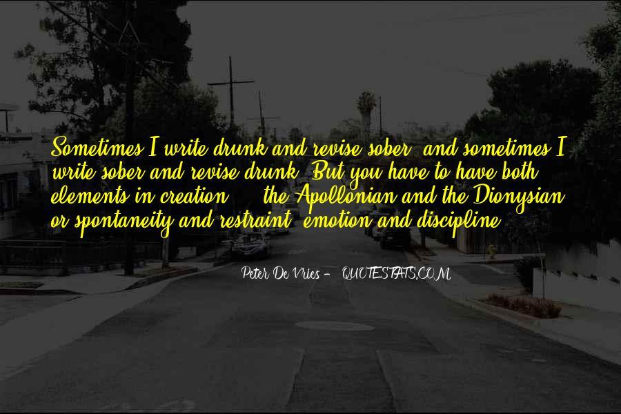 Dionysian Quotes #4049