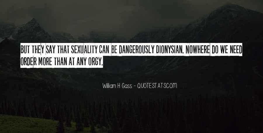 Dionysian Quotes #710390